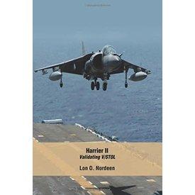 Naval Institute Press Harrier II: Validating V/STOL hardcover +SALE+