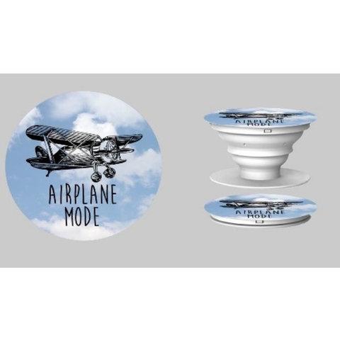 Airplane Mode Phone Stand