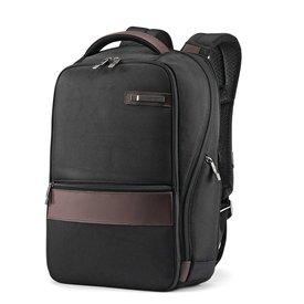 Samsonite Kombi Small Backpack Black/Brown