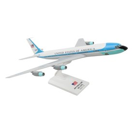 SkyMarks VC137 (B707) Air Force One 26000 JF Kennedy 1:150