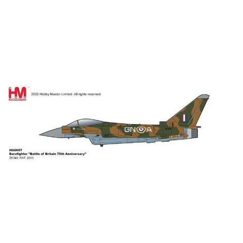 Typhoon RAF Battle of Britain 75th Ann.GN-A 2015 1:72 Weapons +Preorder+