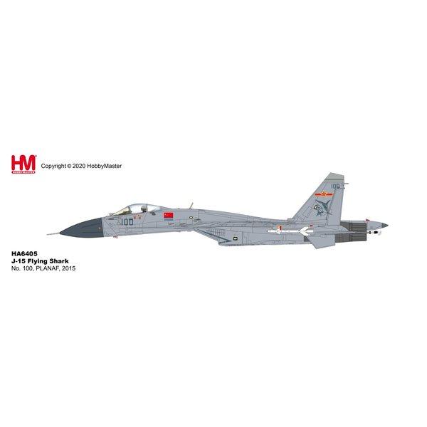 Hobby Master J15 Flying Shark PLANAF 100 2015 1:72 +Preorder+