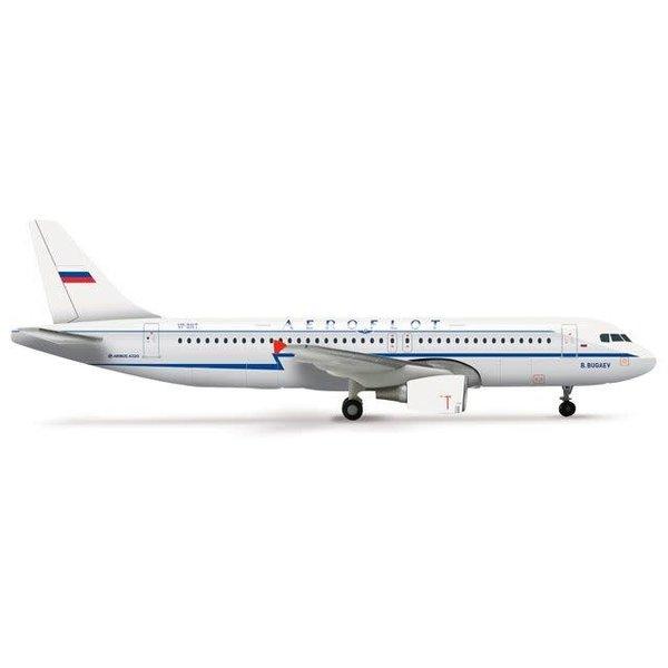 Herpa A320 Aeroflot Retrojet VP-BNT 1:400
