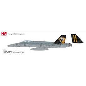 Hobby Master FA18C Hornet Staffel 11 Swiss AF Tiger J5011 1:72
