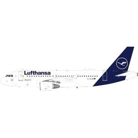 InFlight A319 Lufthansa new livery 2018 D-AILM 1:200 (3rd) +Preorder+
