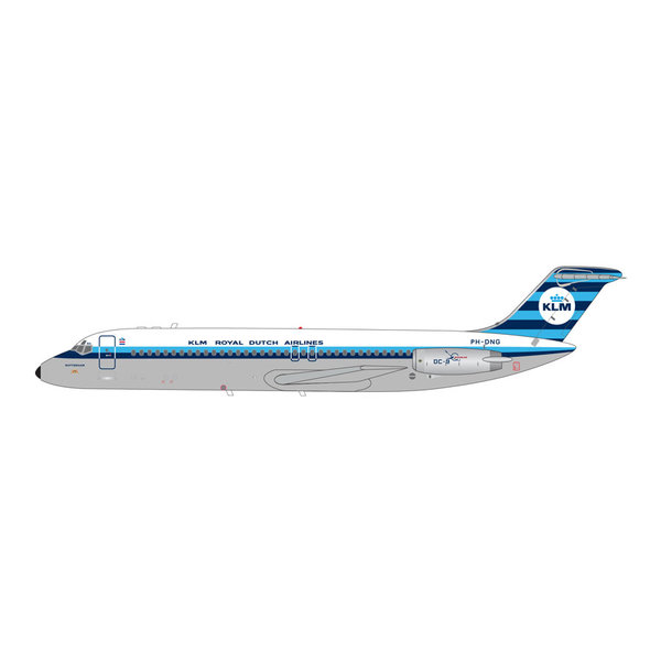 Gemini Jets DC9-30 KLM stripe tail 1961 livery PH-DNG 1:200