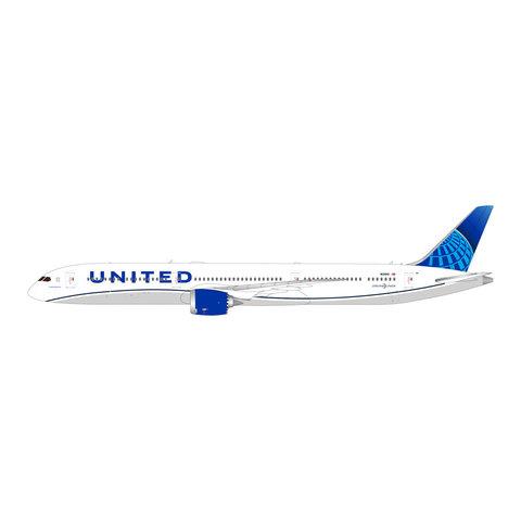 B787-10 Dreamliner United 2019 c/s N12010 1:200