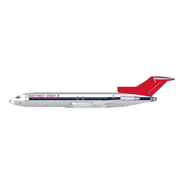 Gemini Jets B727-200 Northwest Orient N298US 1:200