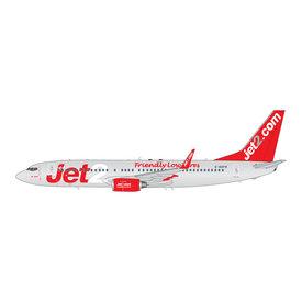 Gemini Jets B737-800W Jet2.com G-GDFR 1:200 with stand +Preorder+