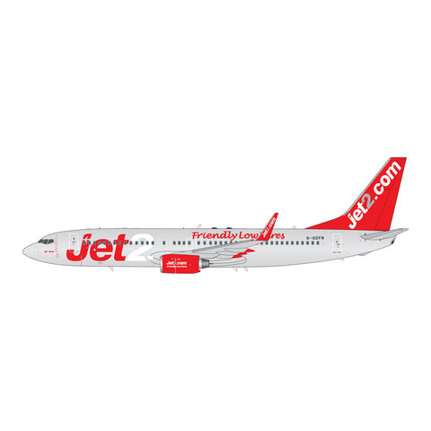 B737-800W Jet2.com G-GDFR 1:200 with stand +Preorder+
