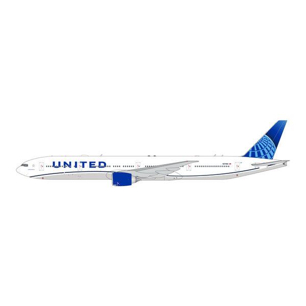 Gemini Jets B777-300ER United New 2019 Livery N2749U 1:400