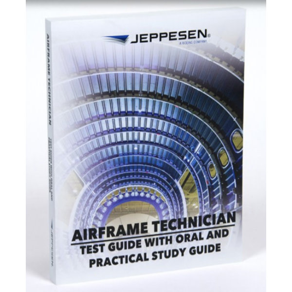 Jeppesen A&P Airframe Technician Test Guide