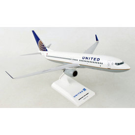 SkyMarks United 737-800 1/130 Post Co Merger Livery
