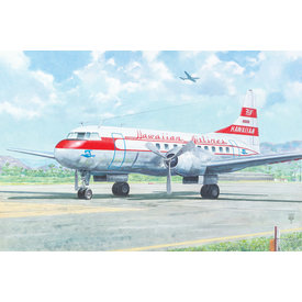 Roden Convair CV-340/CV-440 Hawaian Airlines N5506K USA 1956 1:144