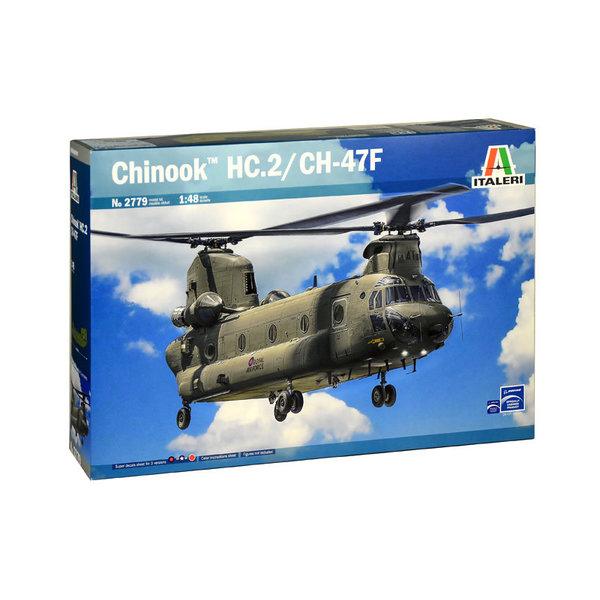 Italeri Chinook HC.2/CH-47F 1:48