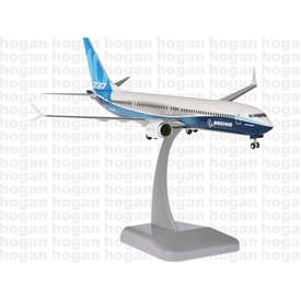 Hogan B737-10 MAX Boeing House livery 1;200 with gear