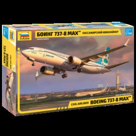 Zvesda B737-8 MAX HC 1:144