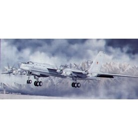 Trumpeter Model Kits TU95MS BEAR H 1:72