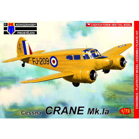 Cessna Crane Mk.IA RCAF 1:72 [New mould-not PAVLA]