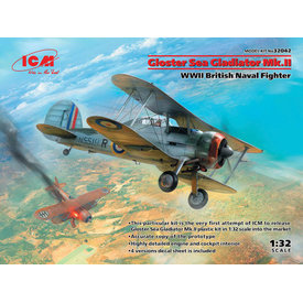 ICM Model Kits Gloster Sea Gladiator Mk.II 1:32 New 2020
