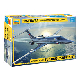 Zvesda Tu134UBL 'Crusty-B' Training aircraft 1:144 NEW 2020 !