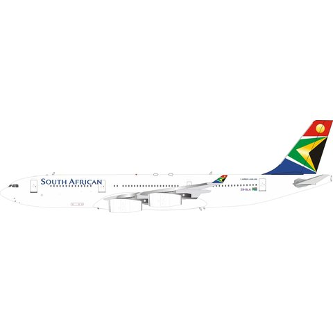 A340-200 South African Airways ZS-SLA 1:200 +Preorder+