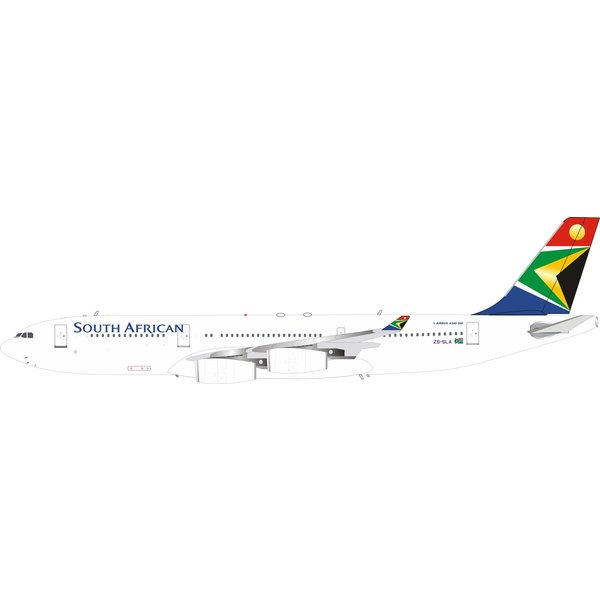 InFlight A340-200 South African Airways ZS-SLA 1:200 +Preorder+