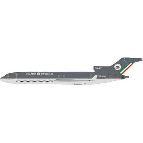 B727-200 Mexico Guardia Nacional GN-401 XC-MPF 1:200 +NSI+Preorder+
