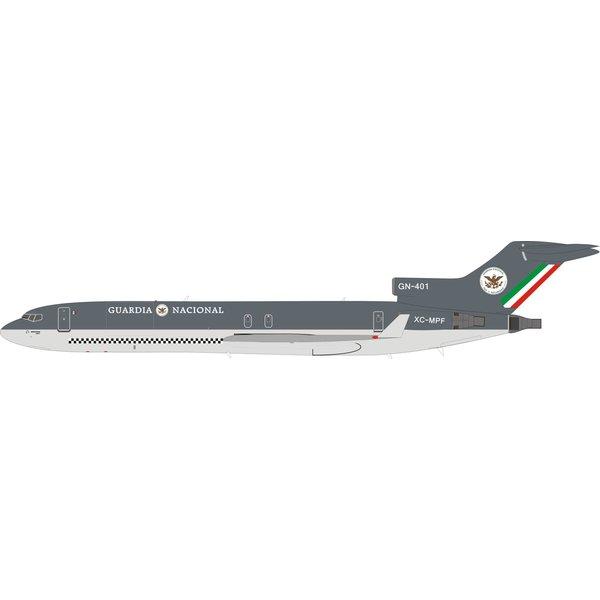 InFlight B727-200 Mexico Guardia Nacional GN-401 XC-MPF 1:200 +NSI+Preorder+