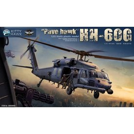 Kitty Hawk Models SIKORSKY HH60G Pave Hawk 1:35 New 2020