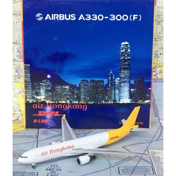 Phoenix A330-300F Air Hong Kong / DHL D-LDO 1:400