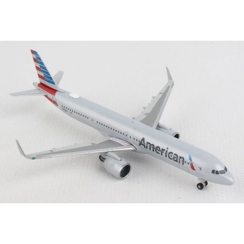 A321neo American 2013 livery 1:500