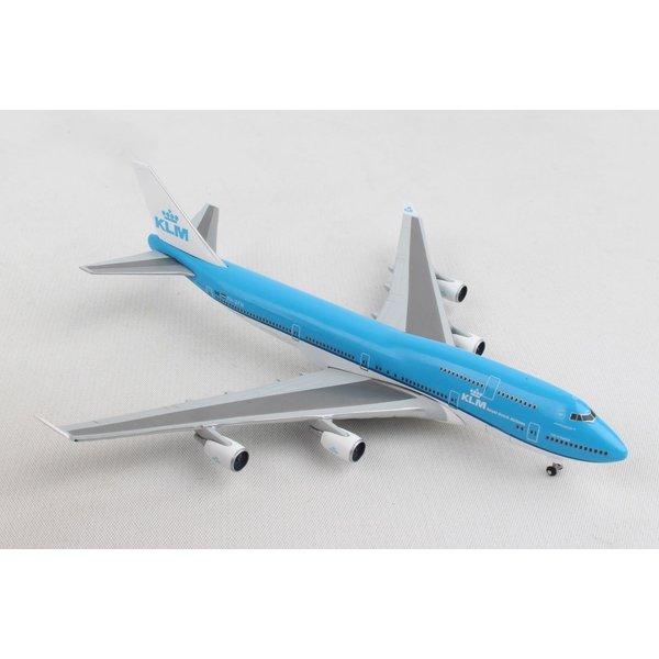 Herpa B747-400 KLM New Livery 2014 1:500