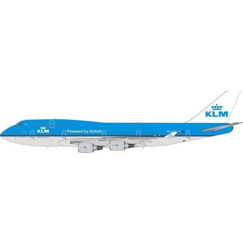 B747-400 KLM B747-400 Biofuel PH-BFK 1:400