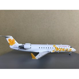 HYJL Wings CRJ200 Air Canada Jazz old livery yellow maple leaf C-FEJA 1:200