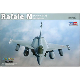HobbyBoss RAFALE M 1:72 Scale Plastic Kit