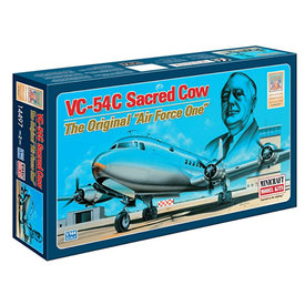 Minicraft Model Kits VC-54C Sacred Cow Air Force One1:144 Scale Kit