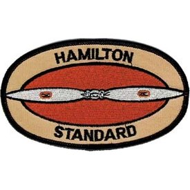 Patch Hamilton Standard