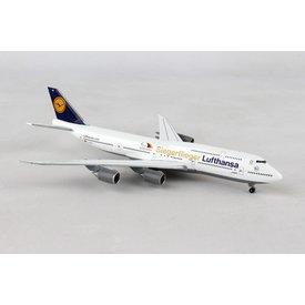 Herpa B747-8 Lufthansa Siegerflieger Paralympics Rio 16 1:500