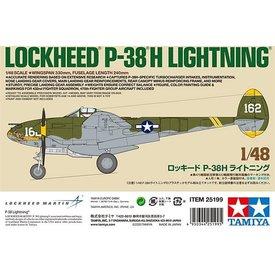 Tamiya P38H Lightning 1:48 Limited Edition