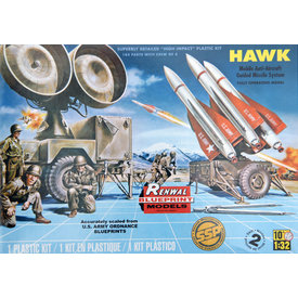 Revell Germany Hawk mobile Anti-Aircraft Guided Missile System 1:32
