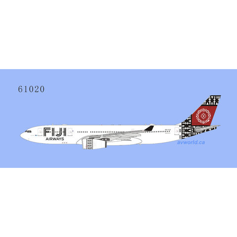 A330-200 Fiji Airways DQ-FJO 1:400 +Preorder+