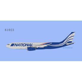 NG Models A330-200 National Airlines N819CA 1:400
