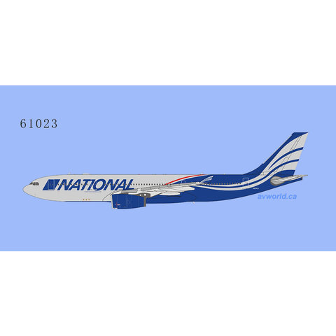 A330-200 National Airlines N819CA 1:400