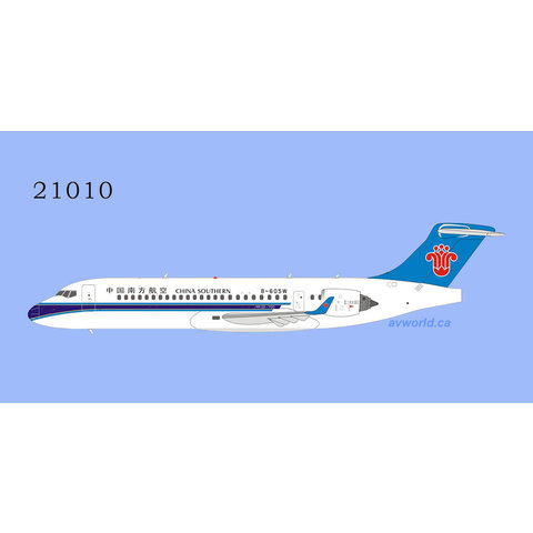 ARJ21-700 China Southern Airlines B-605W 1:400