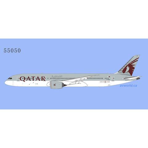 B787-9 Dreamliner Qatar Airways A7-BHG 1:400
