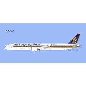 NG Models B787-10 Dreamliner Singapore Airlines 9V-SCA 1:400