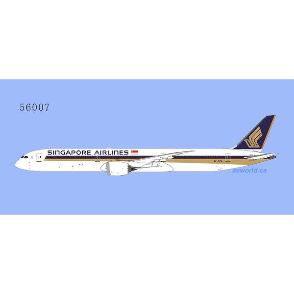 NG Models B787-10 Dreamliner Singapore Airlines 9V-SCA 1:400 +Preorder+