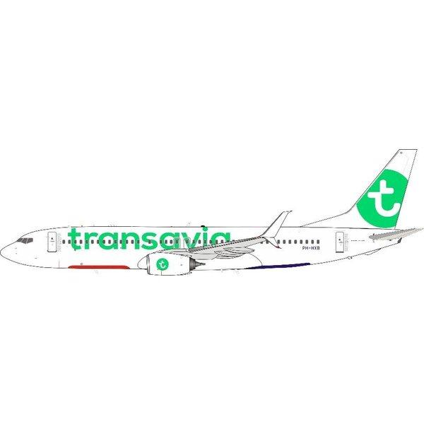 InFlight B737-800S Transavia Airlines 2018 livery PH-HXB 1:200 +Preorder+
