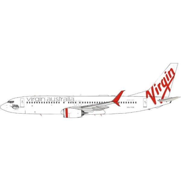 InFlight B737-800S Virgin Australia VH-YIR 1:200 Scimitarsrs